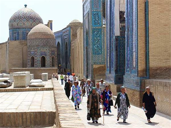 The Silk Road small group tour