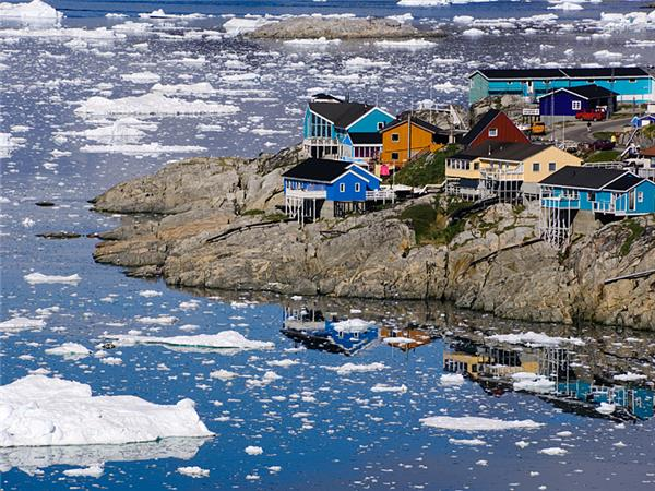 Greenland and Canada High Arctic cruise
