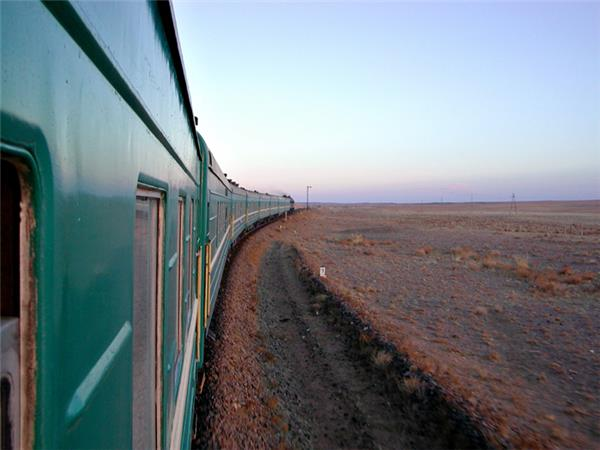 Trans-Siberian and Mongolia tour, westbound