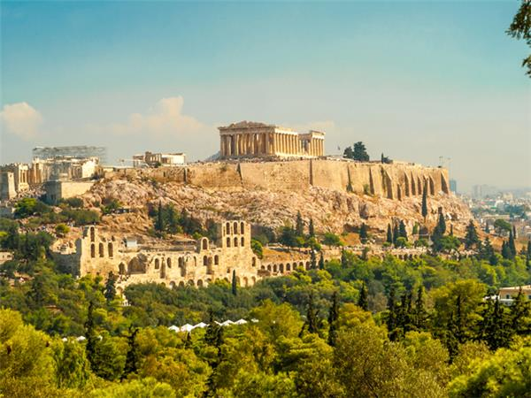 Istanbul to Athens, 12 day itinerary