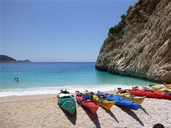 Lycian activity vacation