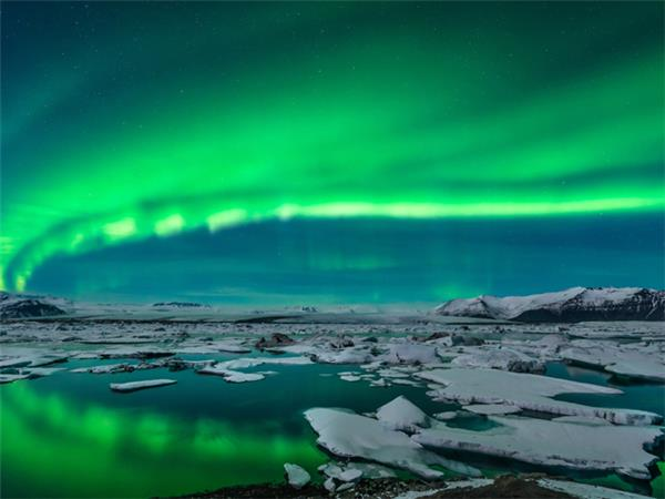 Iceland Northern Lights vacation, 8 days