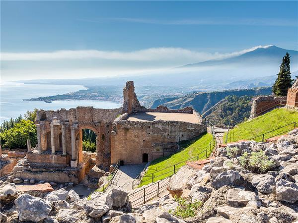 Calabria and Sicily vacation, Italy