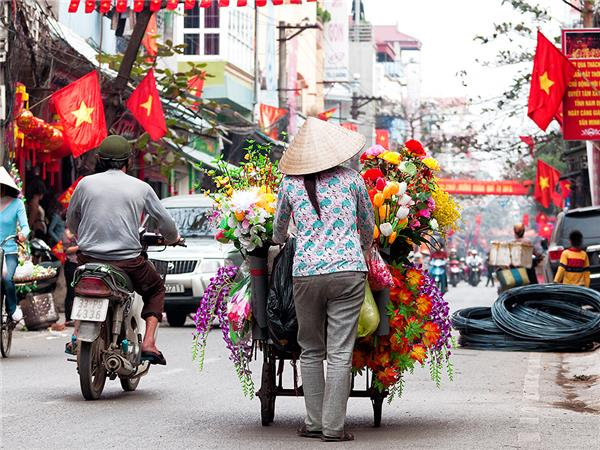 Hanoi to Ho Chi Minh vacation in Vietnam