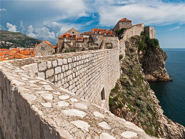 Croatia cruising vacation, Dubrovnik to Split