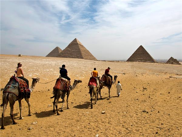 Egypt adventure vacation