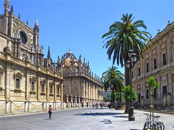 Historic Andalucia tour, Spain