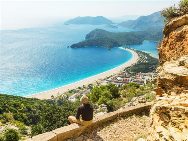 The Lycian Way hiking vacation in Turkey