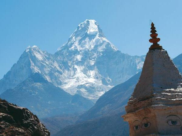 Everest hiking vacation