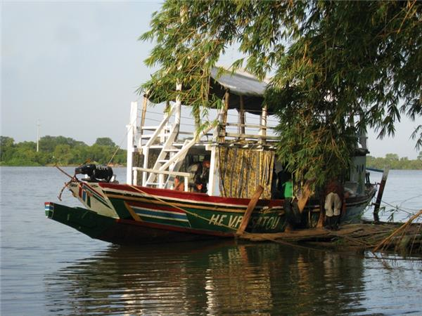 Senegal and Gambia river cruise vacation