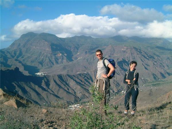 Gran Canaria walking tours, Canary Islands