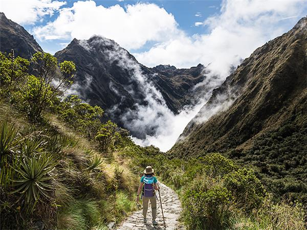 Hiking the Inca Trail, Peru