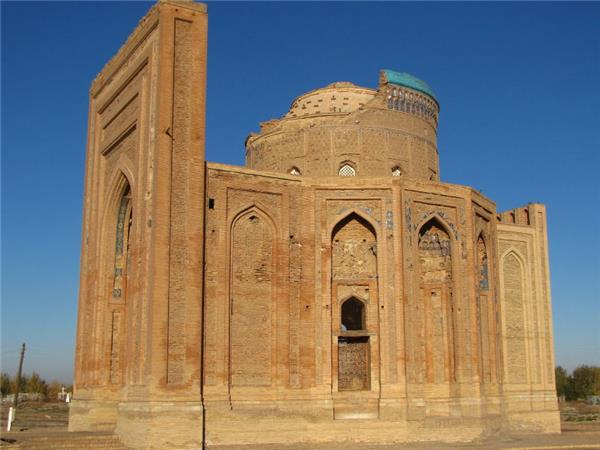 Central Asia overland tour, Xian to Istanbul