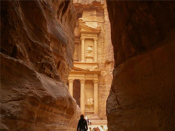 Adventure vacation in Jordan