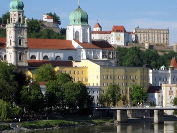 Danube cycling holiday, Germany and Austria