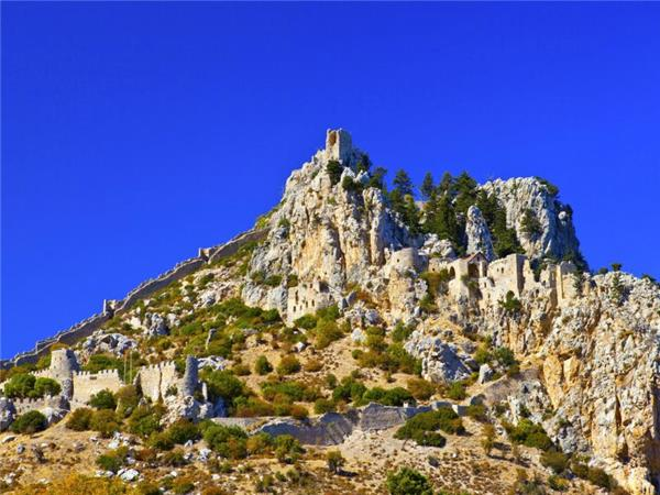 Northern Cyprus walking vacation