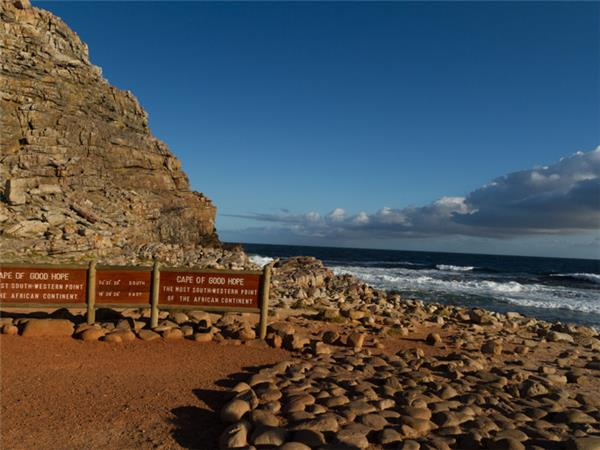 South Africa vacation, Cape escape