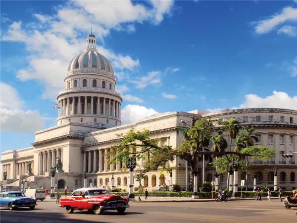 Small group tours to Cuba