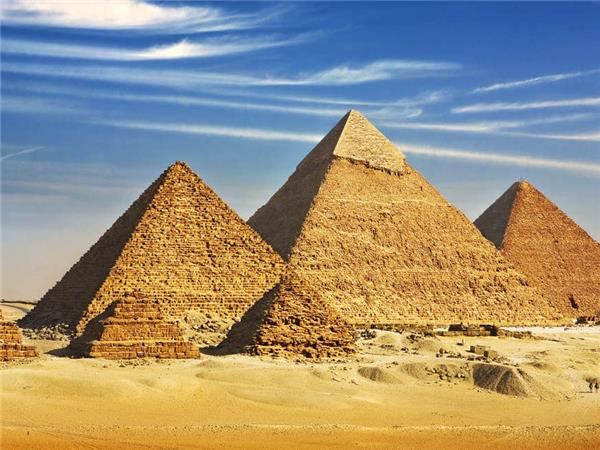 Family vacation in Egypt, Egyptian adventure