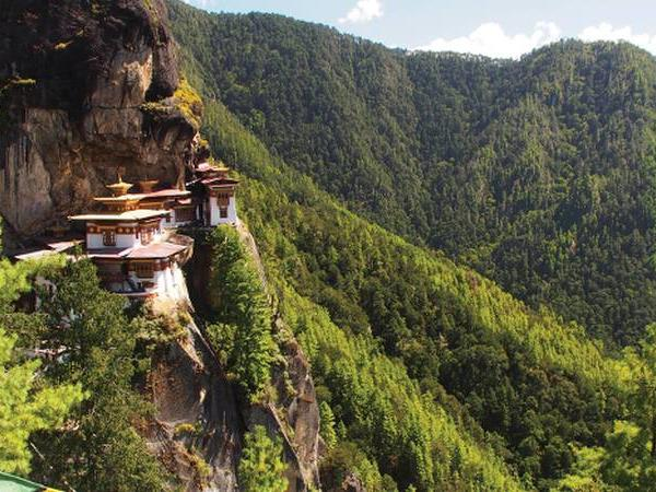 Trekking vacation in Bhutan