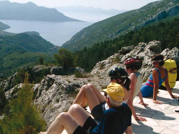 Cycling holiday in Croatia