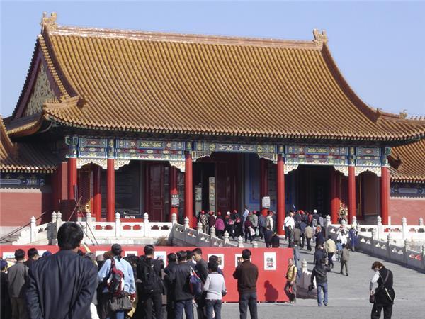 China vacation, discover imperial China