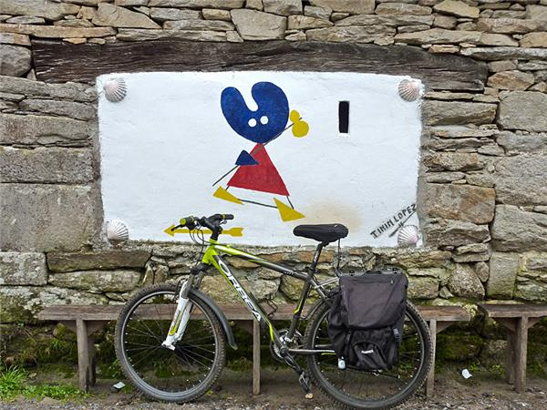 Camino de Santiago cycling vacation