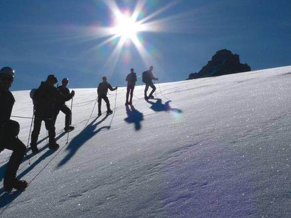 Mont Blanc climbing vacation