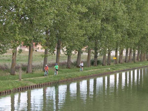 Cycling vacations in Burgundy, France