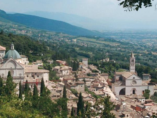 Cycling vacation in Umbria, Italy