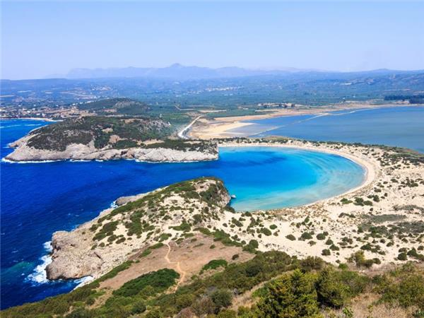 Peloponnese vacation, cultural tour in Greece