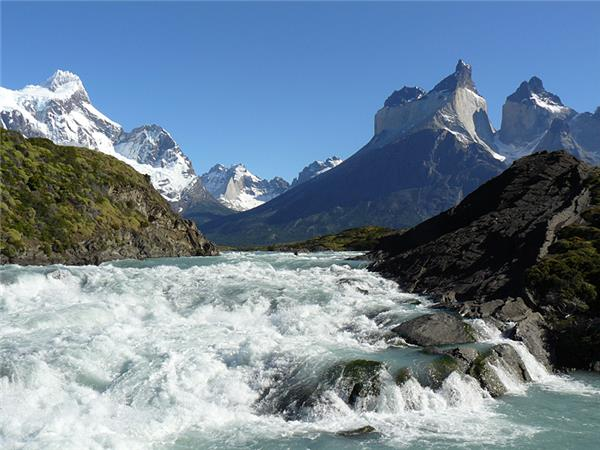 Patagonia highlights vacation