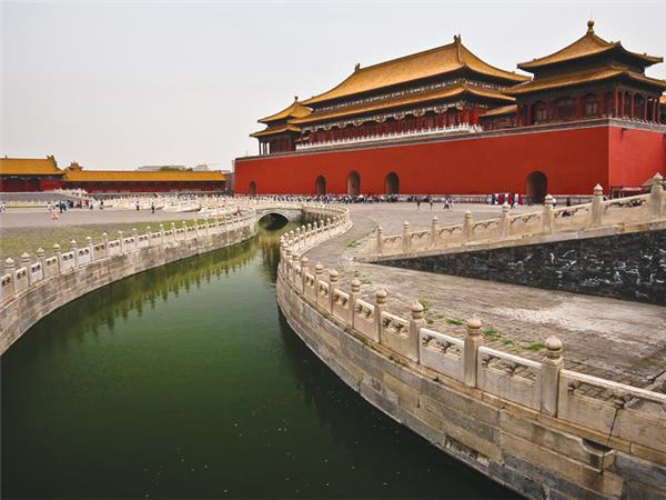 China tour, Shanghai to Beijing