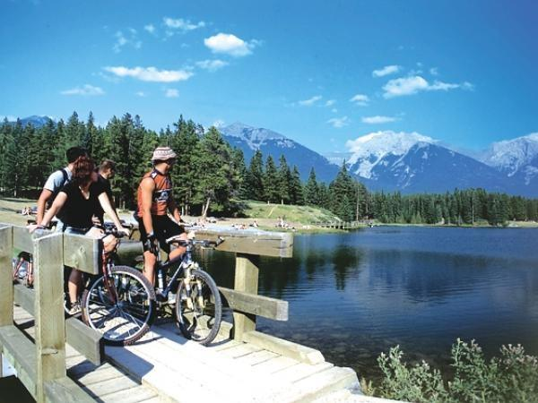 Canada national parks family vacation