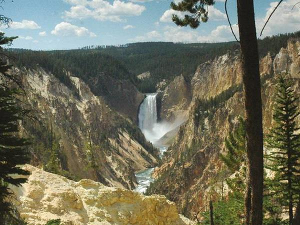 National Parks hiking vacation in America