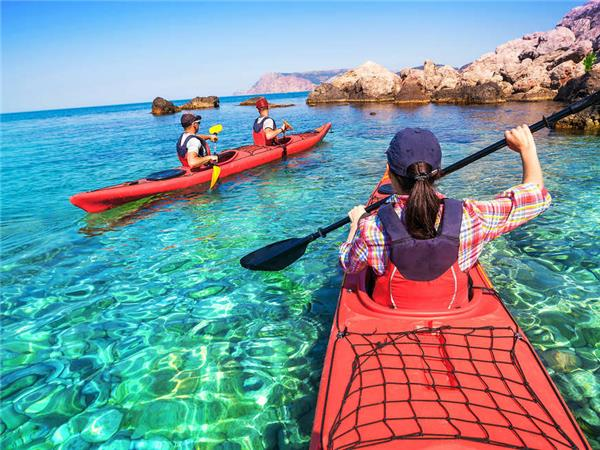 Family Croatia active adventure vacation