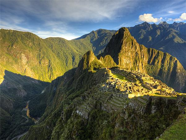Peru adventure vacation, small group