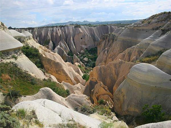 Cappadocia walking vacation in Turkey