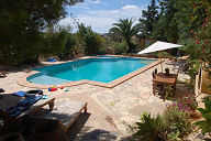Algarve accommodation swimming pool