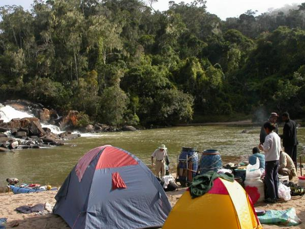 Eastern Madagascar trekking vacation