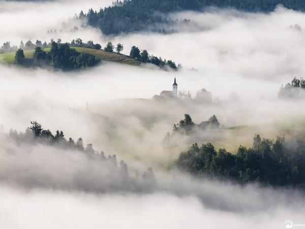 Slovenia photography vacation