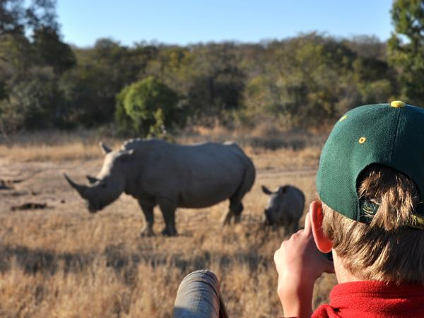 South Africa safari vacation, 14 days