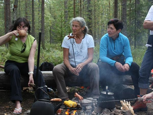 Small group vacation to Finland