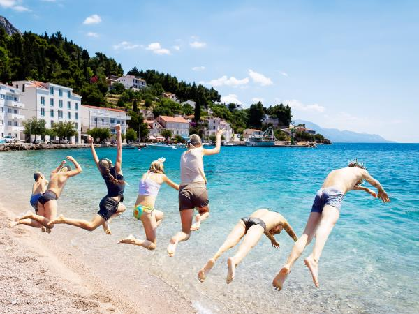 Croatia family adventure vacation, 2 weeks