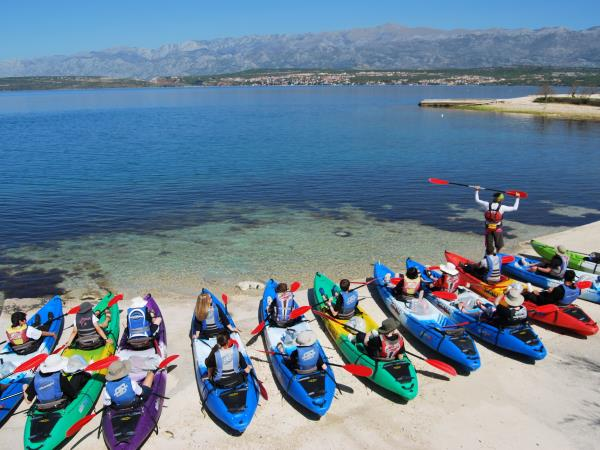 Croatia adventure vacation for families