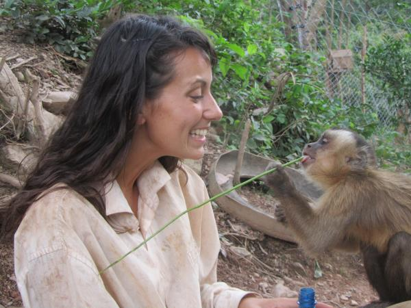 Wildlife volunteering in Bolivia