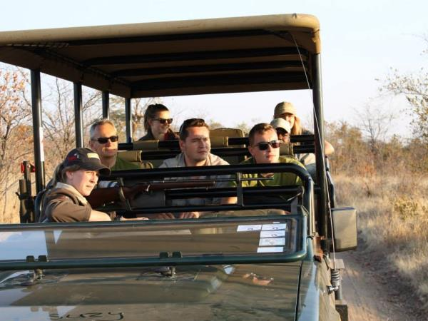 Victoria Falls conservation volunteer project, Zimbabwe