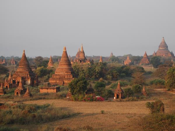 Beautiful Burma tour