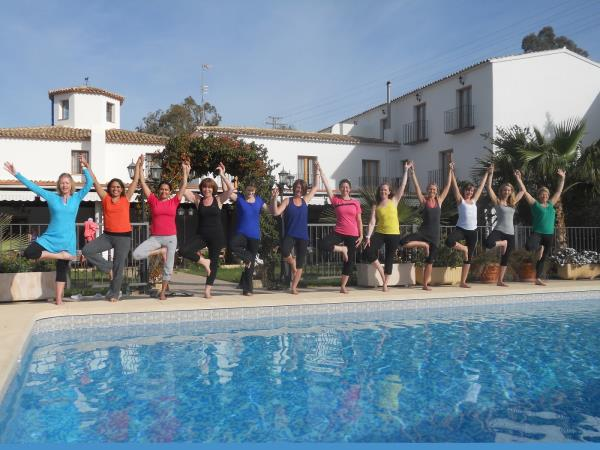 Yoga vacations in Spain