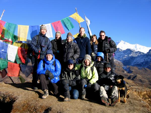 Sikkim circular trekking & culture vacation, India